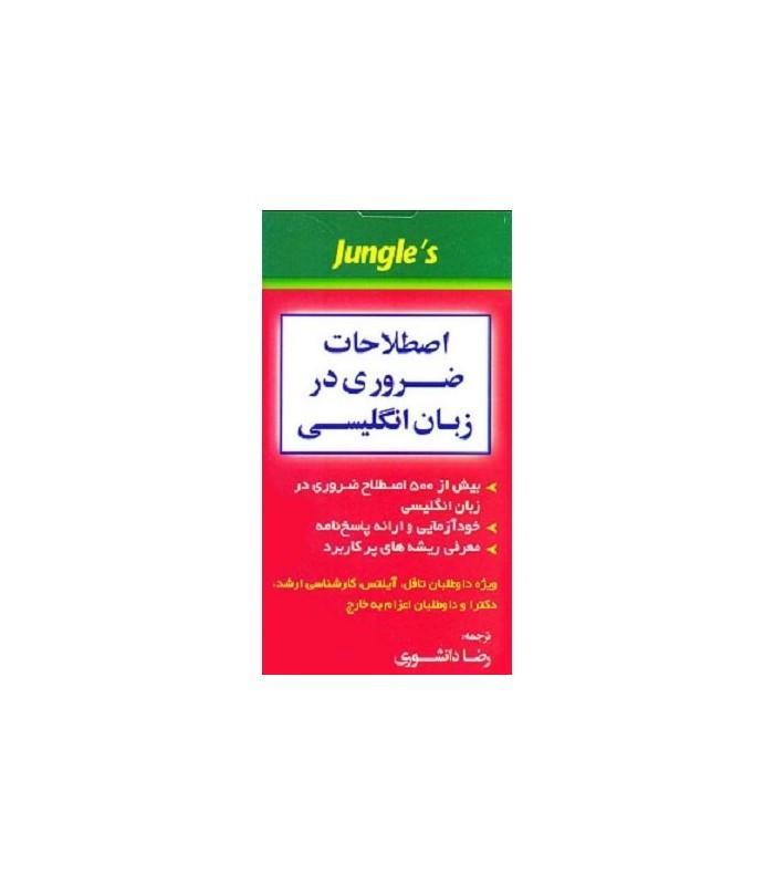 خرید کتاب اصطلاحات ضروری زبان انگلیسی ویرایش پنجم + CD قیمت با تخفیف