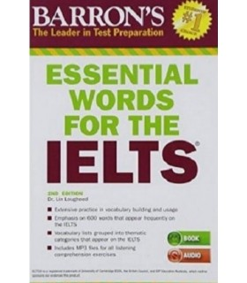 کتاب Essential Words For The IELTS 2nd+CD
