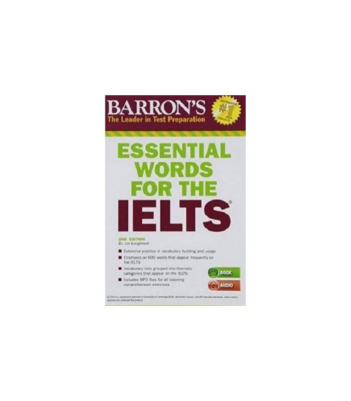 کتاب Essential Words For The IELTS 2nd+CD
