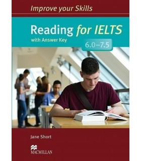 کتاب Improve Your Skills reading for IELTS6.0-7.5