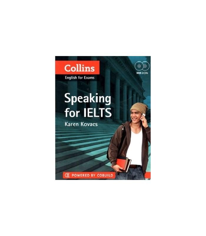 کتاب Collins english for exams Speaking for Ielts+CD