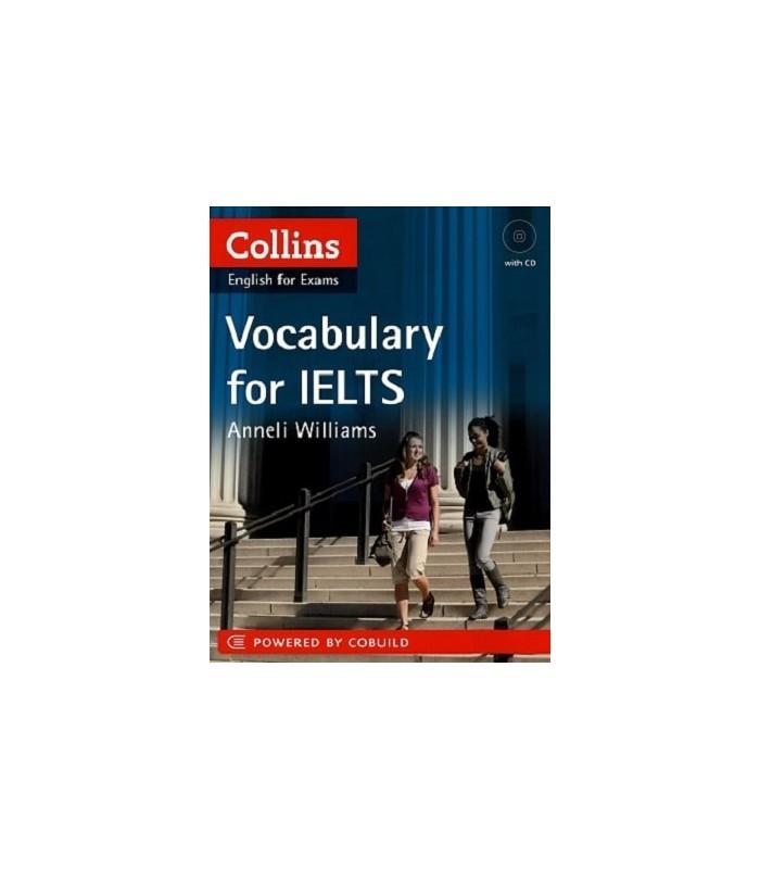 کتاب Collins English for Exams Vocabulary for IELTS+CD