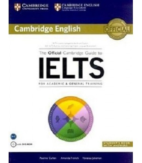 کتاب The Official Cambridge Guide to IELTS