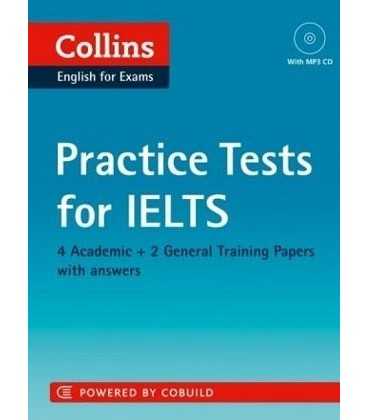 Collins Practice Tests for IELTS +CD