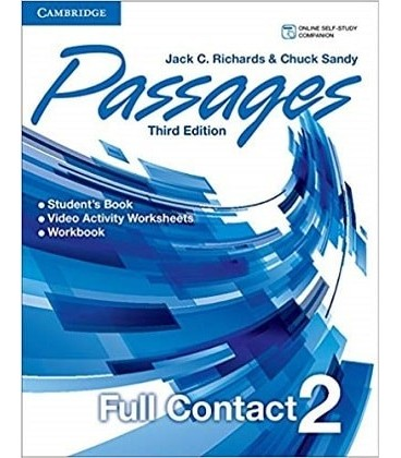 Passages Level 2 video activities 3rd edition