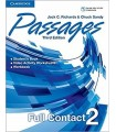 خرید کتاب Passages Level 2 video activities 3rd edition با تخفیف