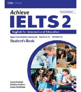 کتاب Achieve IELTS 2  Student Book 2nd Edition with CD