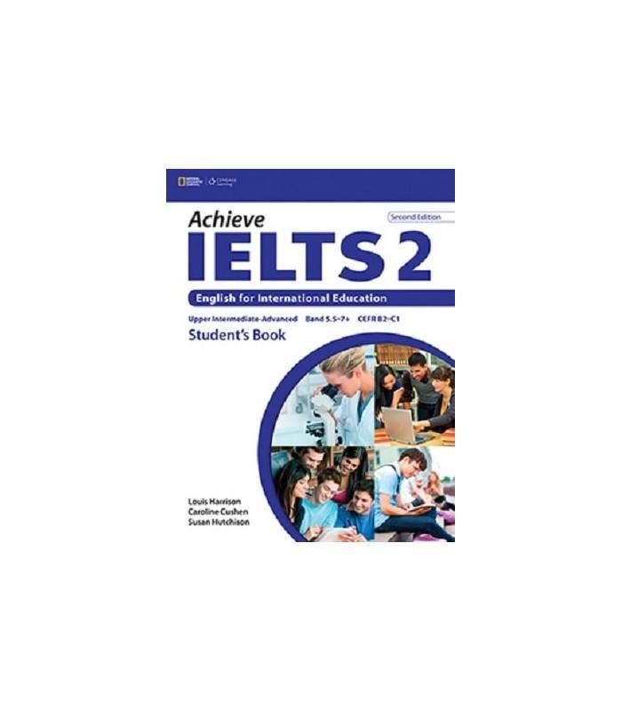 کتاب Achieve IELTS 2  Student Book 2nd Edition with CD