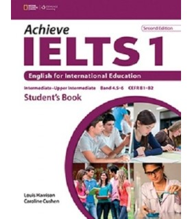 Achieve IELTS 1 Student Book 2nd Edition with CD