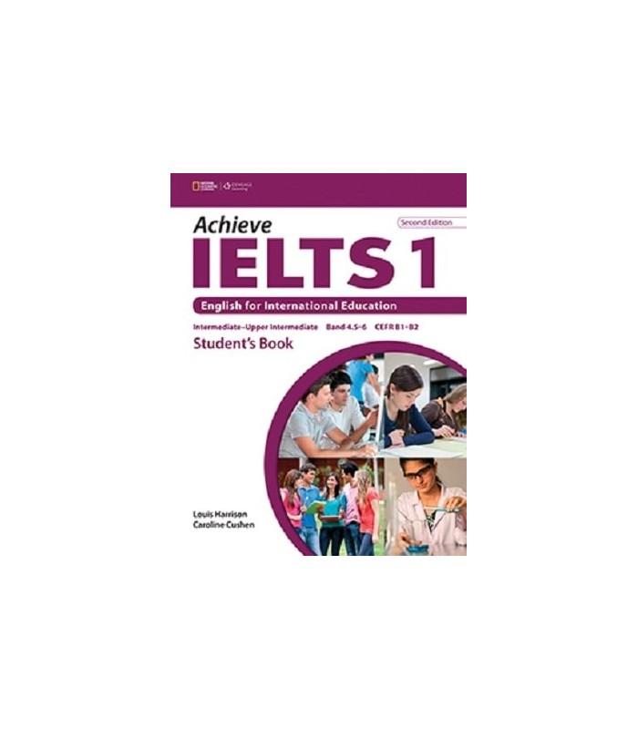 خرید کتاب Achieve IELTS 1  Student Book 2nd Edition with CD