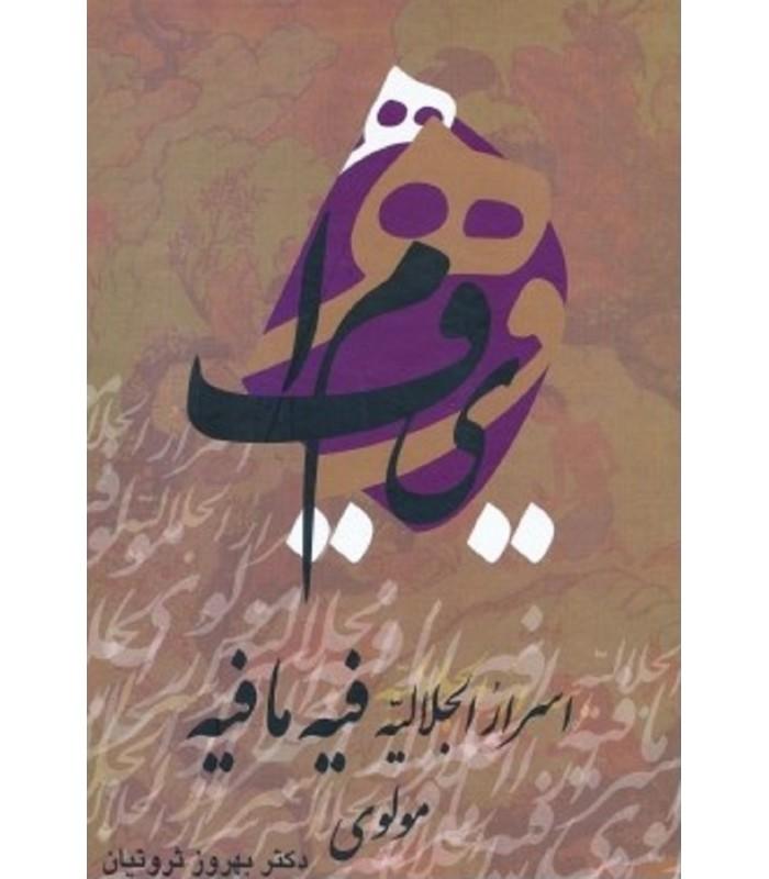 خرید کتاب اسرار الجلالیه فیه ما فیه (دیدگاه های مولانا جلال الدین محمد در فقه و حکمت اسلامی)