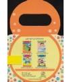 مجموعهی چشمی لپ ماچ ماچی (4جلدی،با جعبه)