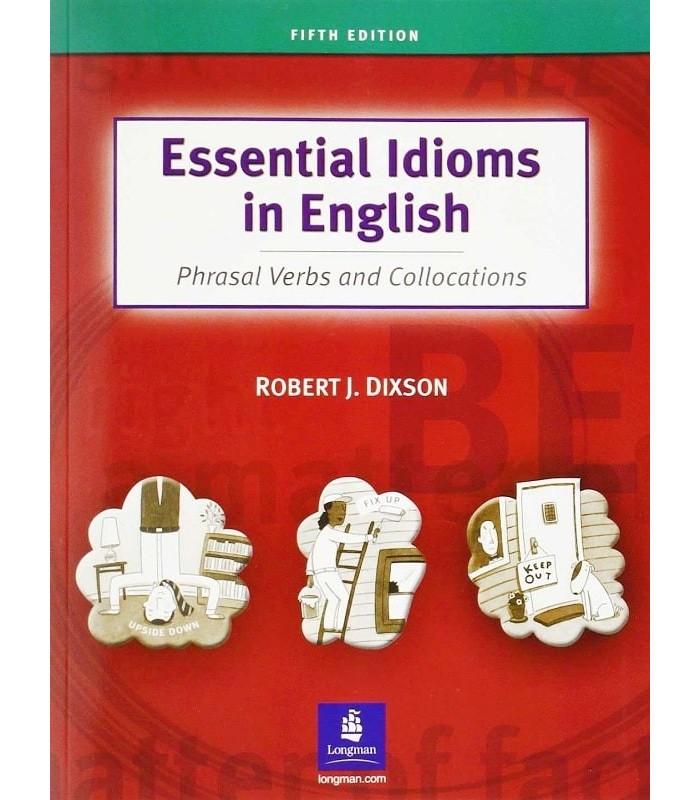 خرید کتاب Essential Idioms in English 5th