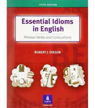کتاب Essential Idioms in English 5th