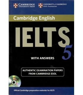 IELTS Cambridge 5+CD
