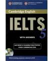خرید کتاب IELTS Cambridge 5+CD