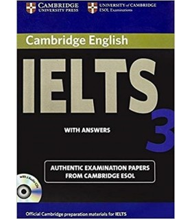 IELTS Cambridge 3+CD