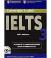 خرید کتاب IELTS Cambridge 3+CD