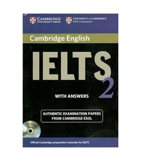 کتاب IELTS Cambridge 2+CD