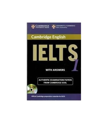 IELTS Cambridge 1+CD