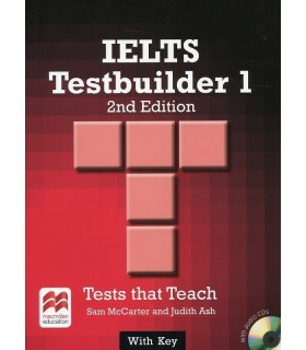 IELTS Testbuilder 1+CD