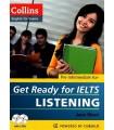 Get Ready for IELTS Listening Pre-Intermediate+CD