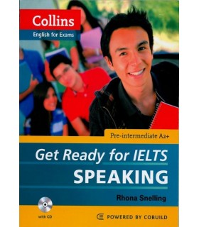 Get Ready for IELTS Speaking Pre-Intermediate+CD