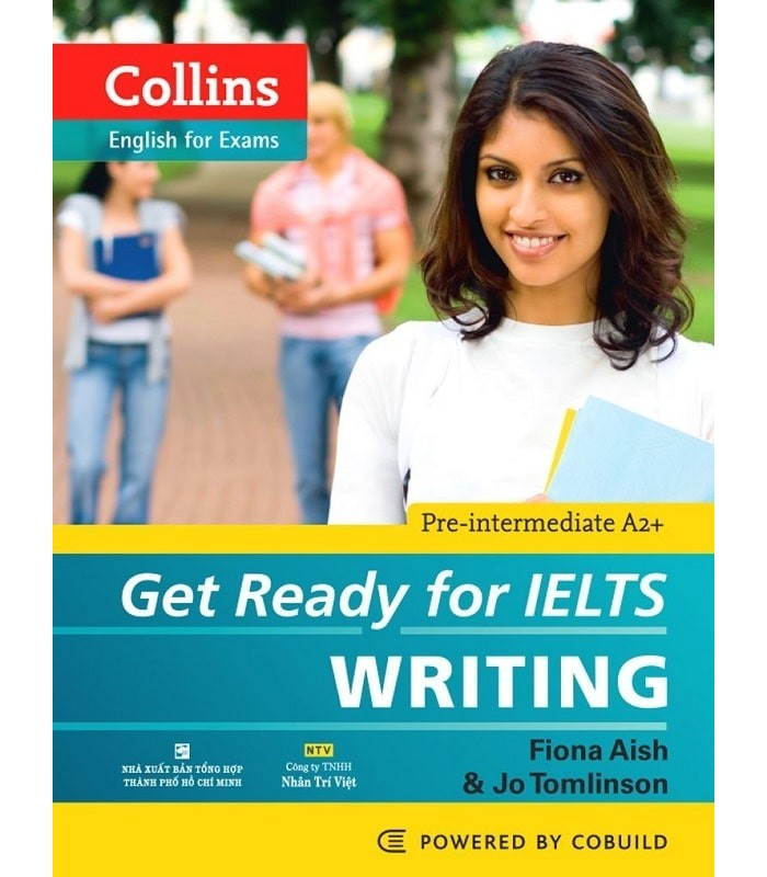 خرید کتاب Get Ready for IELTS Writing Pre-Intermediate