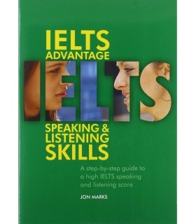 کتاب IELTS Advantage Speaking and Listening Skills+CD