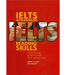 کتاب IELTS Advantage Reading Skills