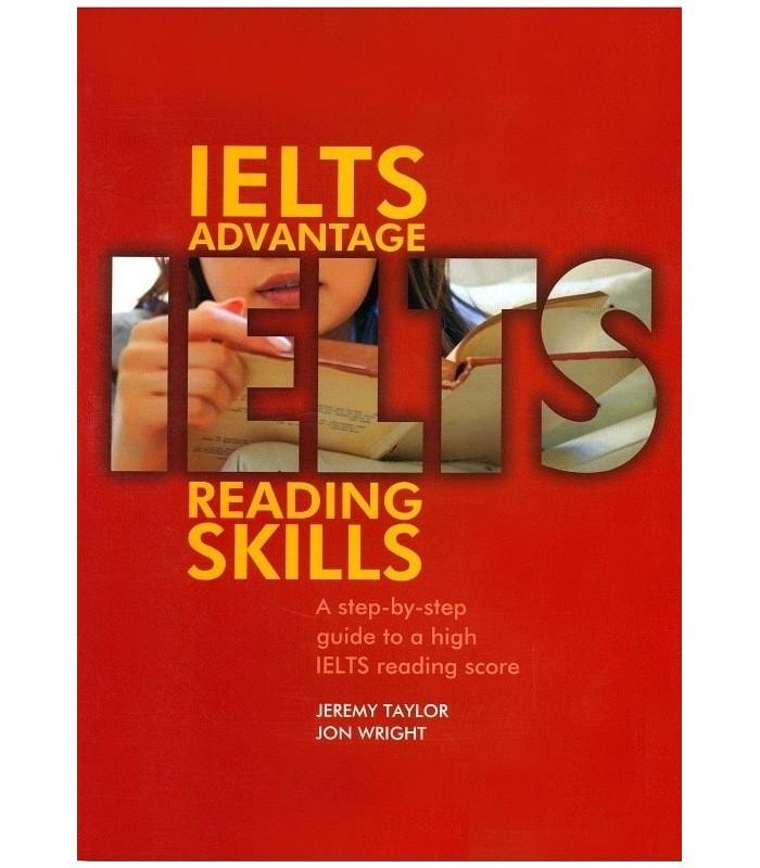 خرید کتاب IELTS Advantage Reading Skills