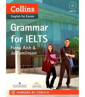 کتاب Collins English for Exams Grammar for IELTS
