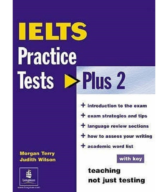 خرید کتاب IELTS Practice Tests Plus 2 + CD