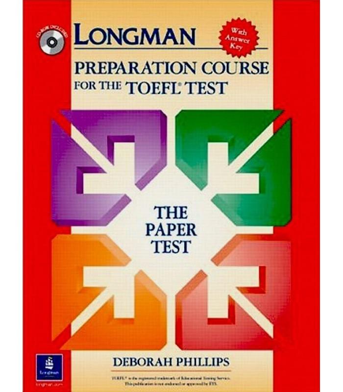 خرید کتاب Longman PBT Preparation Course for the TOEFL Test The Paper Tests