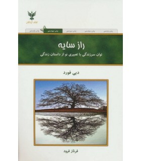 کتاب راز سایه دبی فورد ترجمه فرناز فرود قیمت خرید با تخفیف