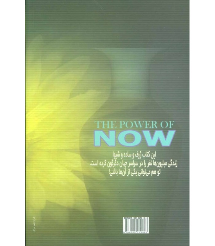 خرید کتاب نيروی حال اکهارت تله ترجمه مسیحا برزگر با تخفیف