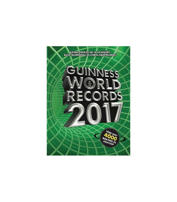 کتاب رکوردهای جهانی گینس 2017