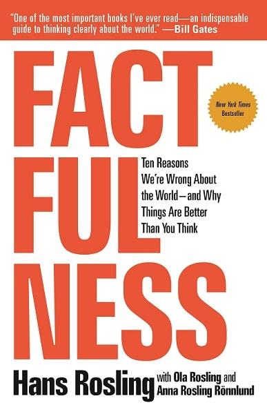 کتاب زندگی بر محور حقیقت هانس روسلینگ