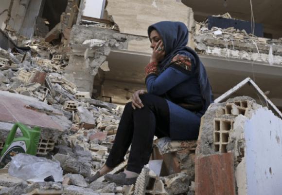 زلزله و اقدامات مناسب در زمان زلزله